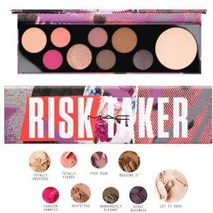 MAC Girls Risk Taker Eyeshadow Highlighter Palette